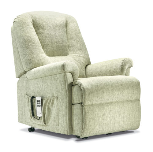 burn Standard Fabric 'Lift & Rise' Recliner