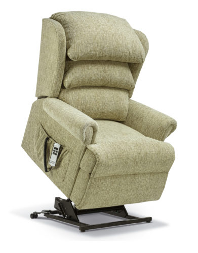 Windsor Royale Fabric 'Lift & Rise' Recliner Required