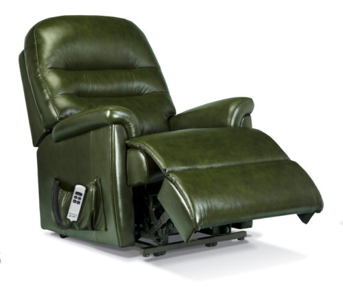 Keswick Standard Leather 'Lift & Rise' Recliner