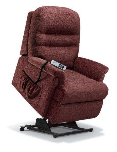 Keswick Royale Fabric 'Lift & Rise' Recliner
