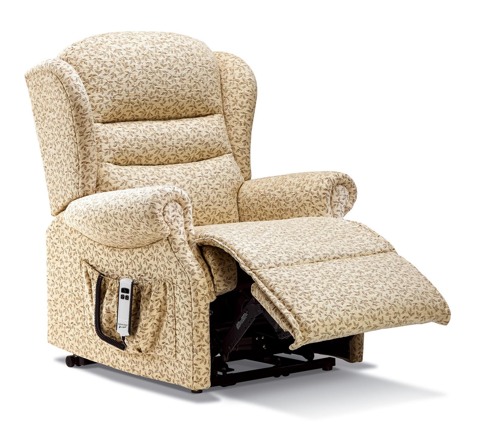 ashford small fabric 39 lift rise 39 recliner sherborne upholstery