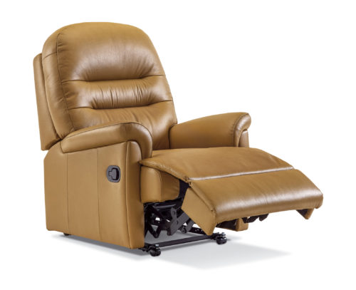 Keswick Petite Leather Recliner
