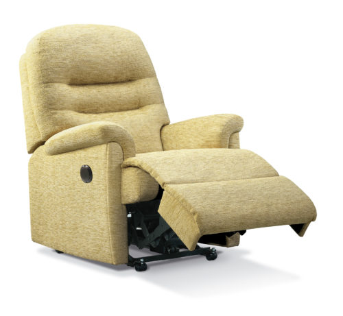 Keswick Small Fabric Recliner