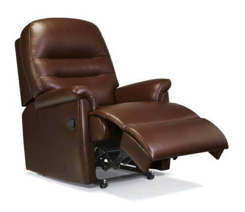 Keswick Small Leather Recliner