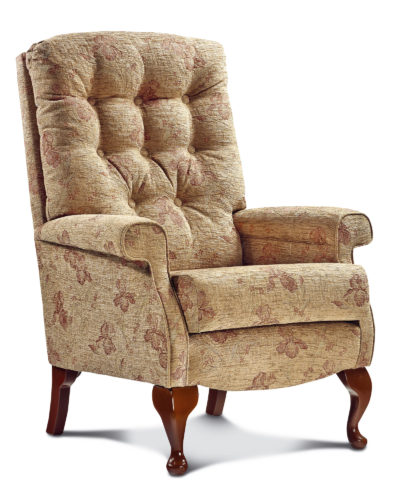Shildon Fabric Low Seat Chair