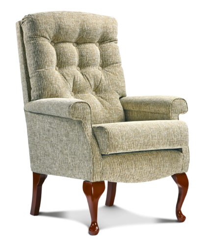 Shildon Fabric High Seat Chair
