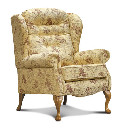 Lynton Standard Fabric Fireside Chair