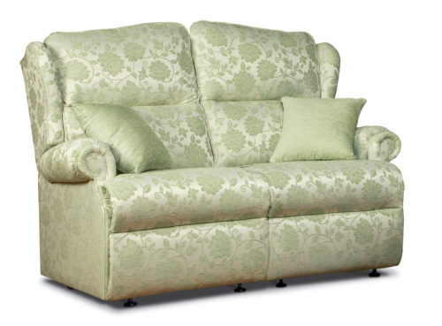 Claremont Standard Fabric Fixed 2-Seater Settee