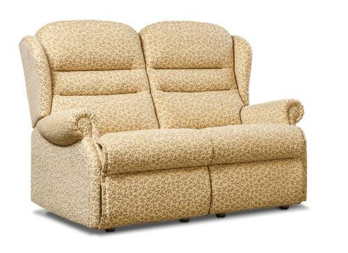 Ashford Standard Fabric Fixed 2-Seater Settee