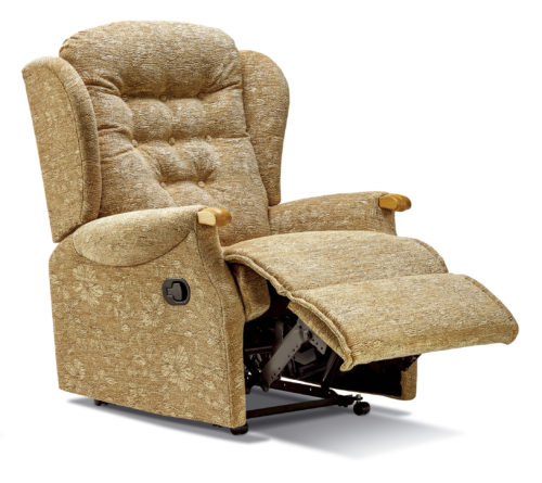 Lynton Knuckle Standard Fabric Recliner