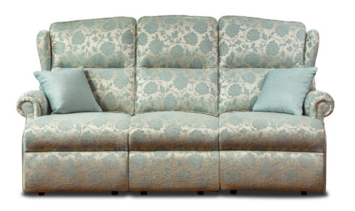 Claremont Standard Fabric Fixed 3-Seater Settee