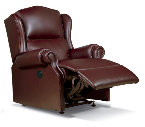 Claremont Standard Leather Recliner