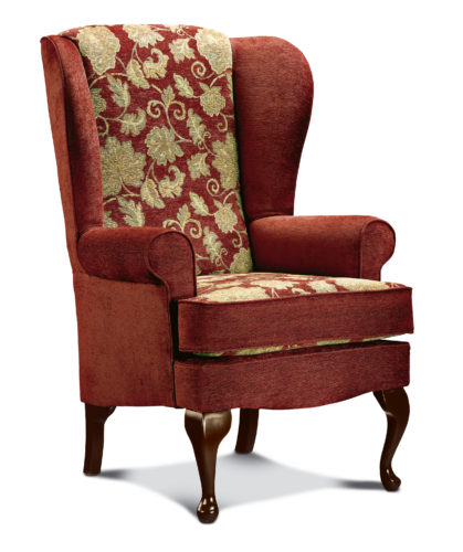 Westminster Fabric High Seat Chair