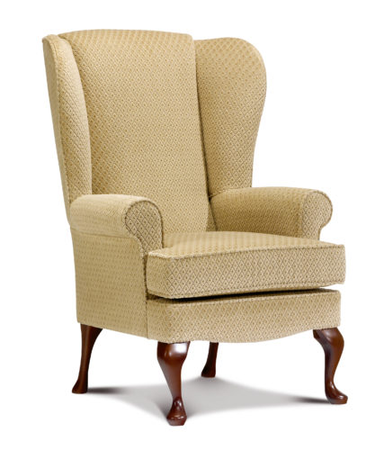 Buckingham Fabric High Seat Chair