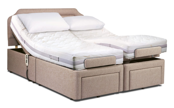 5 Dorchester Head And Foot Adjustable Bed With Emily