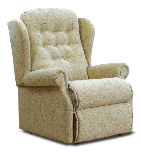 Lynton Standard Fabric Fixed Chair