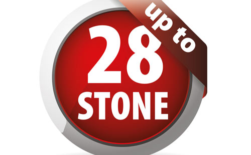 up to 28 stone icon