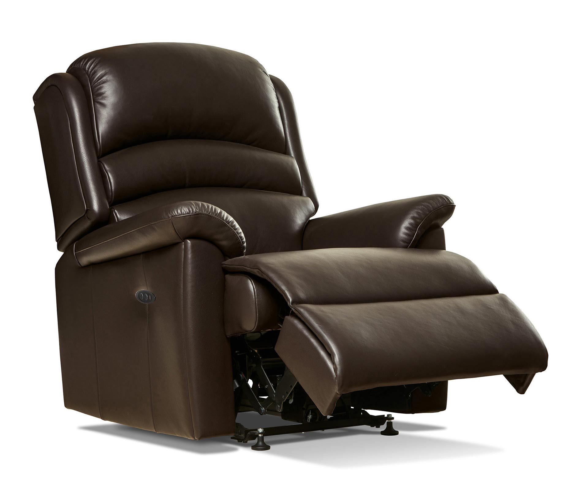 Olivia Standard Leather Recliner Sherborne Upholstery