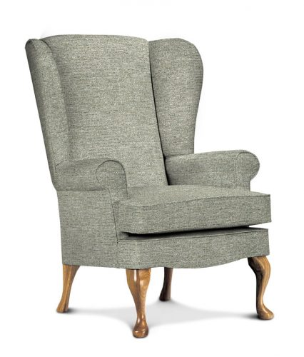 Ancona Alpine Buckingham Chair Light-Oak
