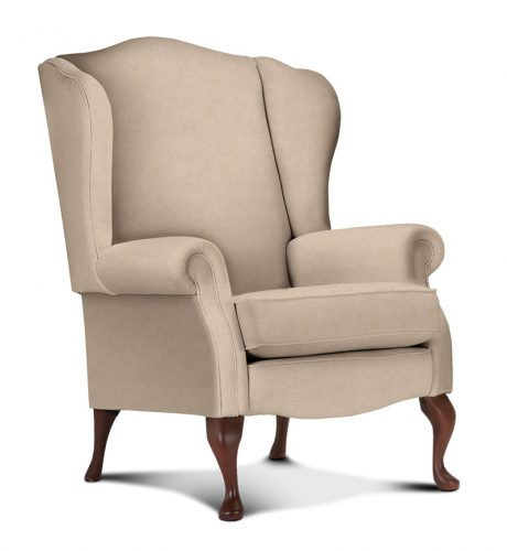 Colorado Stone Kensington Chair Dark Beech Legs