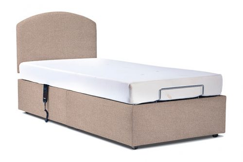 Regency Bed Farringdon Beige