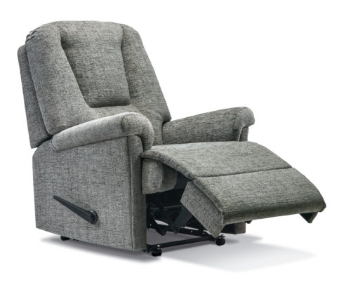 Milburn Royale Fabric Recliner