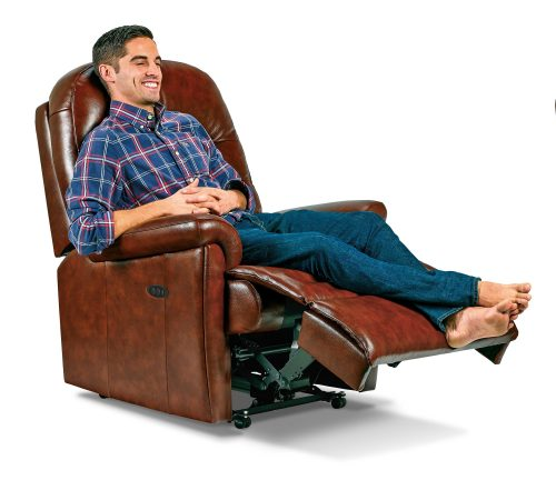 Keswick Standard Leather Recliner