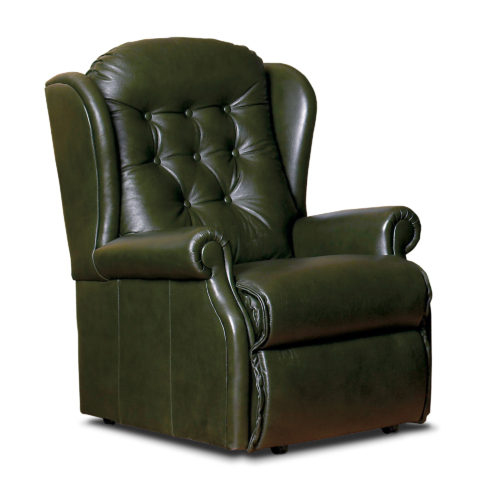 Lynton Standard Leather Fixed Chair