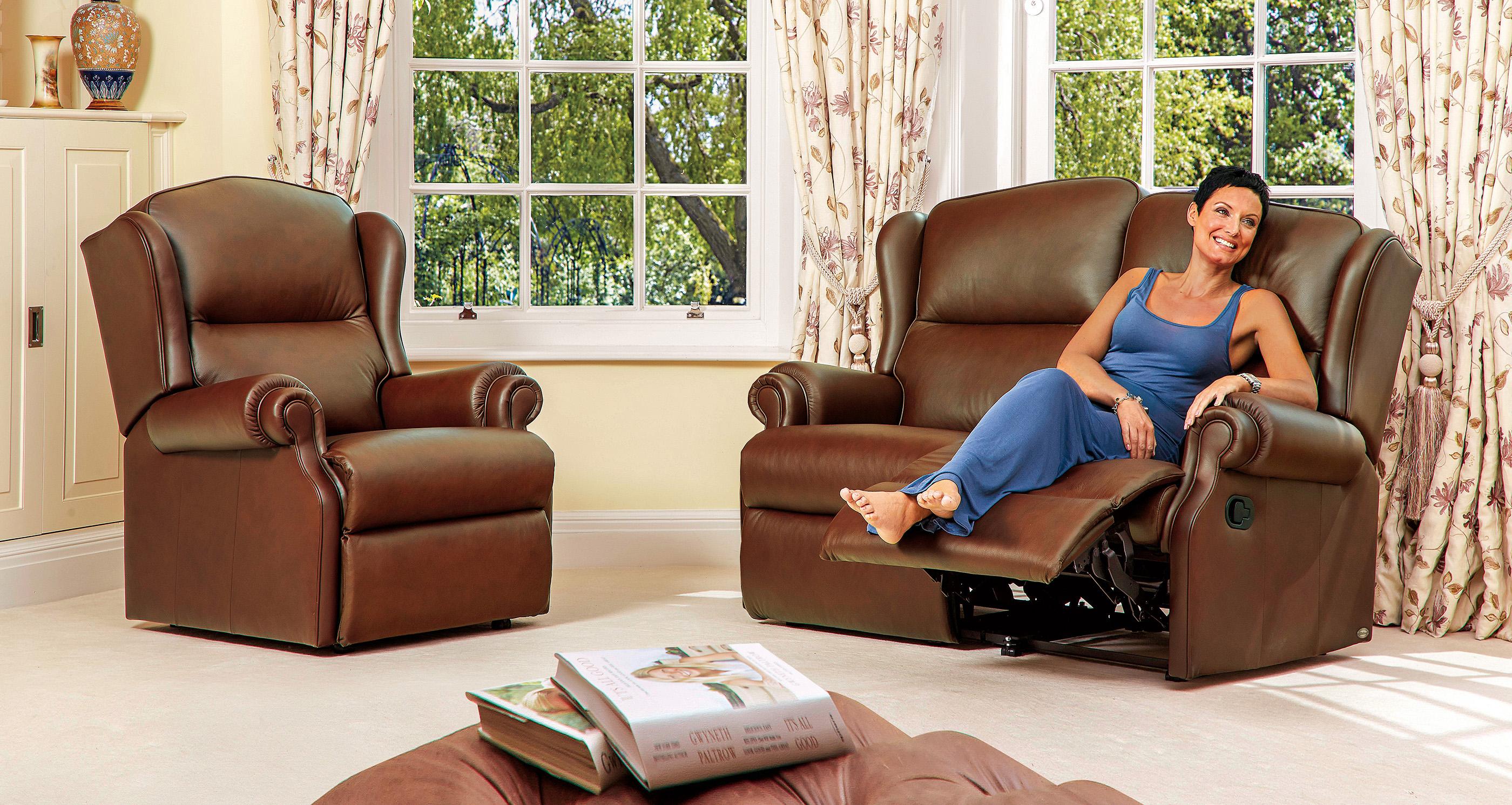 Sherborne Claremont Sofas Refil Sofa
