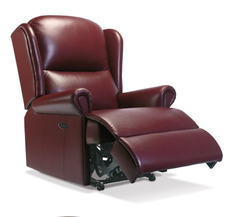 Malvern Royale Leather Recliner