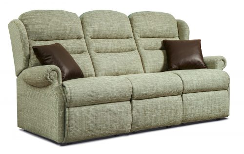 Ashford Standard Fabric Fixed 3-Seater Settee
