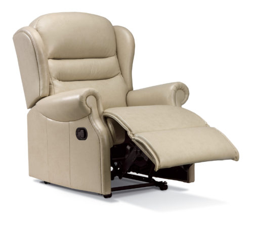 Ashford Small Leather Recliner
