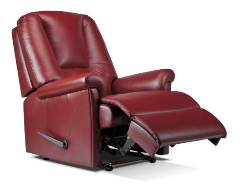 Milburn Royale Leather Recliner