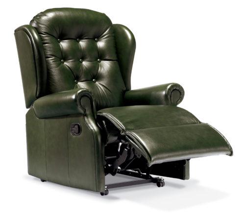 Lynton Standard Leather Recliner