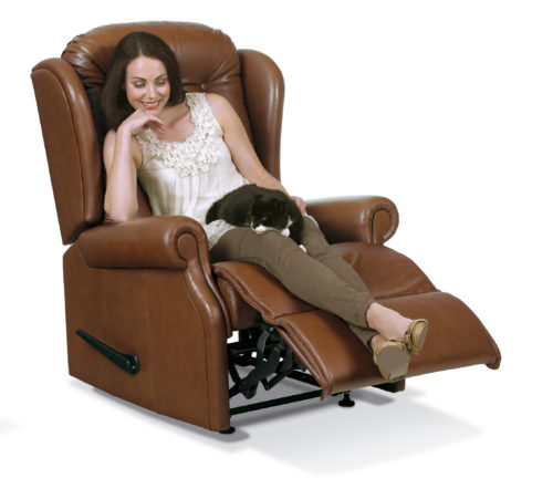 Lynton Royale Leather Recliner