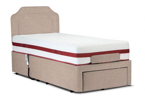 Dorchester Bed Farringdon Beige