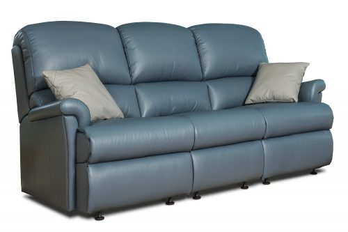 534_Nevada_Std_3-Seater_Rec._Queen_Wedge_Grey_(L)